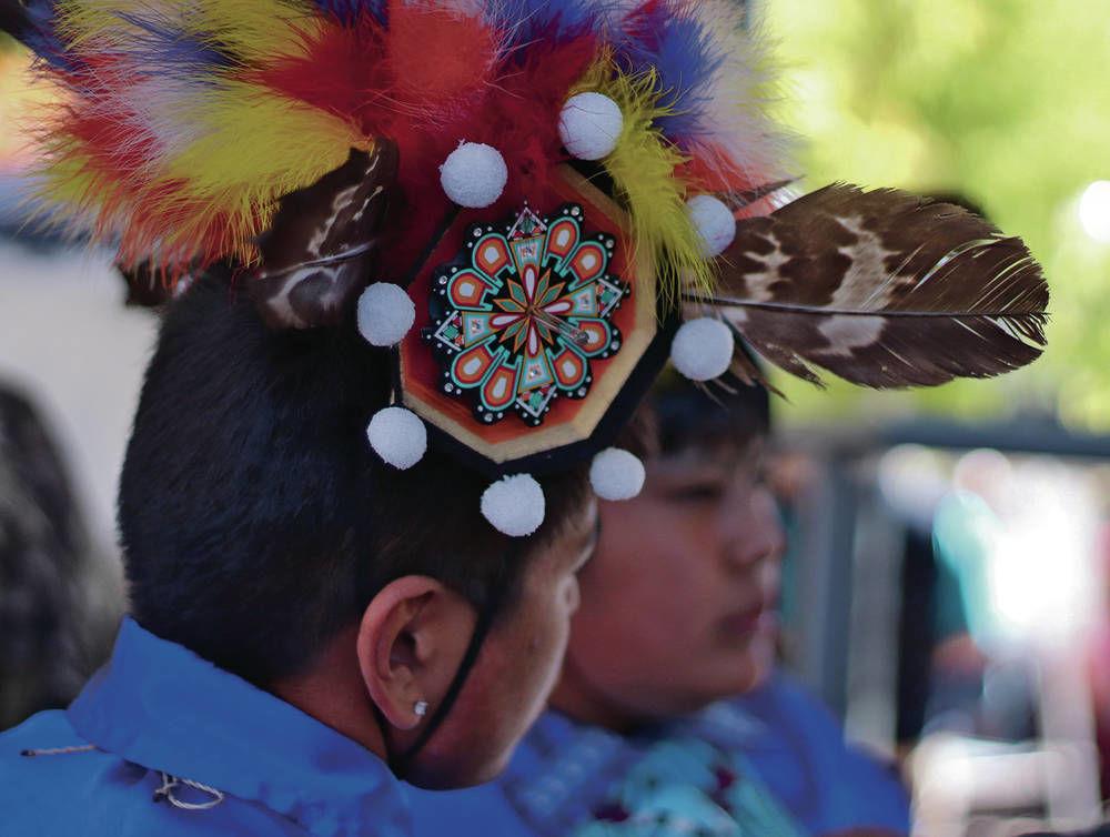 Indigenous Peoples Day growing in Santa Fe each year