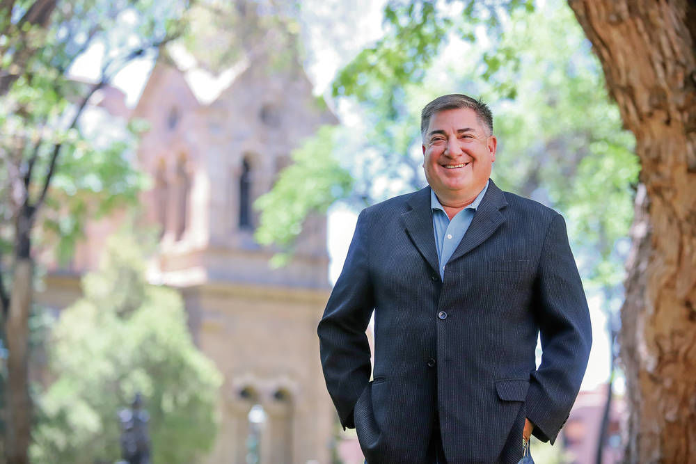 Muñoz offers rural perspective in race