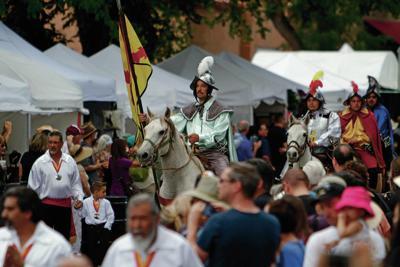 Fiesta discontinuing devisive Entrada pageant