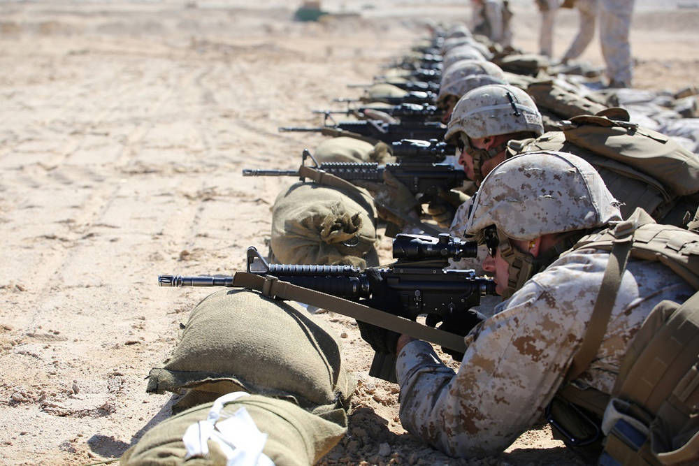 The US Marine Corps is struggling to deal with a massive