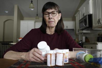 Congress mulls cap on Medicare patients' drug costs