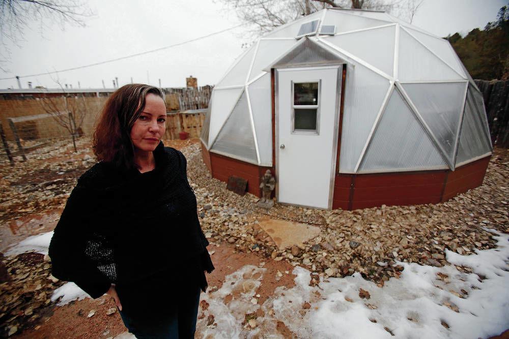 Santa Fe City Council says backyard greenhouse unfit for Historic