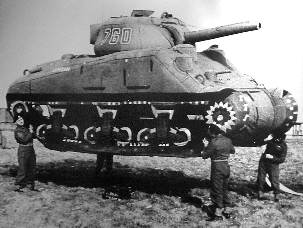 Art, artifice, and the Ghost Army