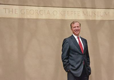 O'Keeffe Museum's director leaving after 10 years   Local