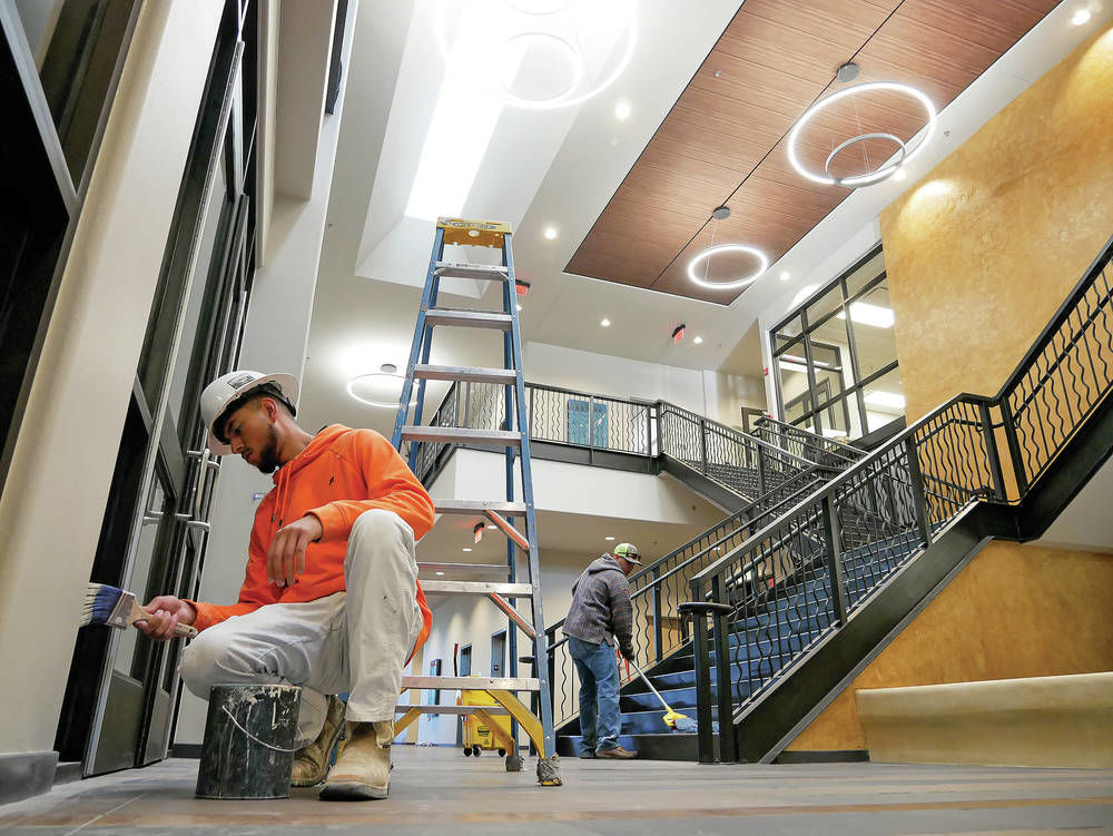Santa Fe County employees begin moving to new administrative complex this month