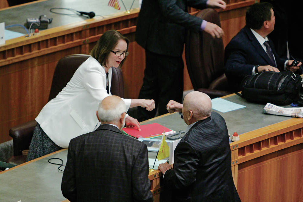 Special session ends with balanced budget, minimal reserves