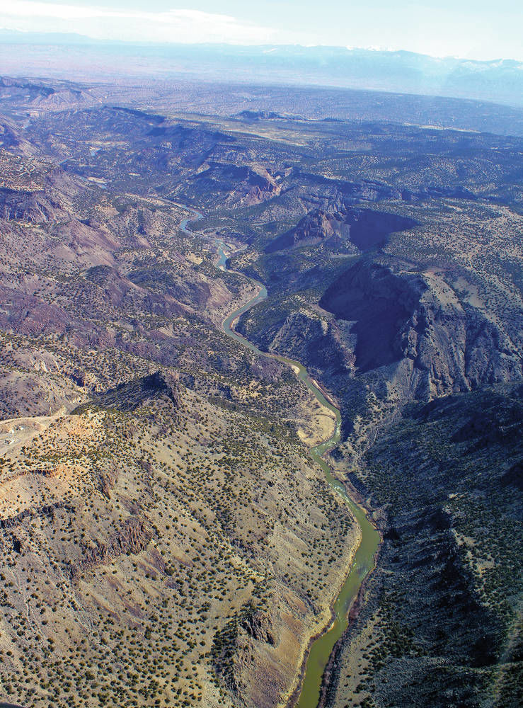 LANL revives talk of new route to Hill