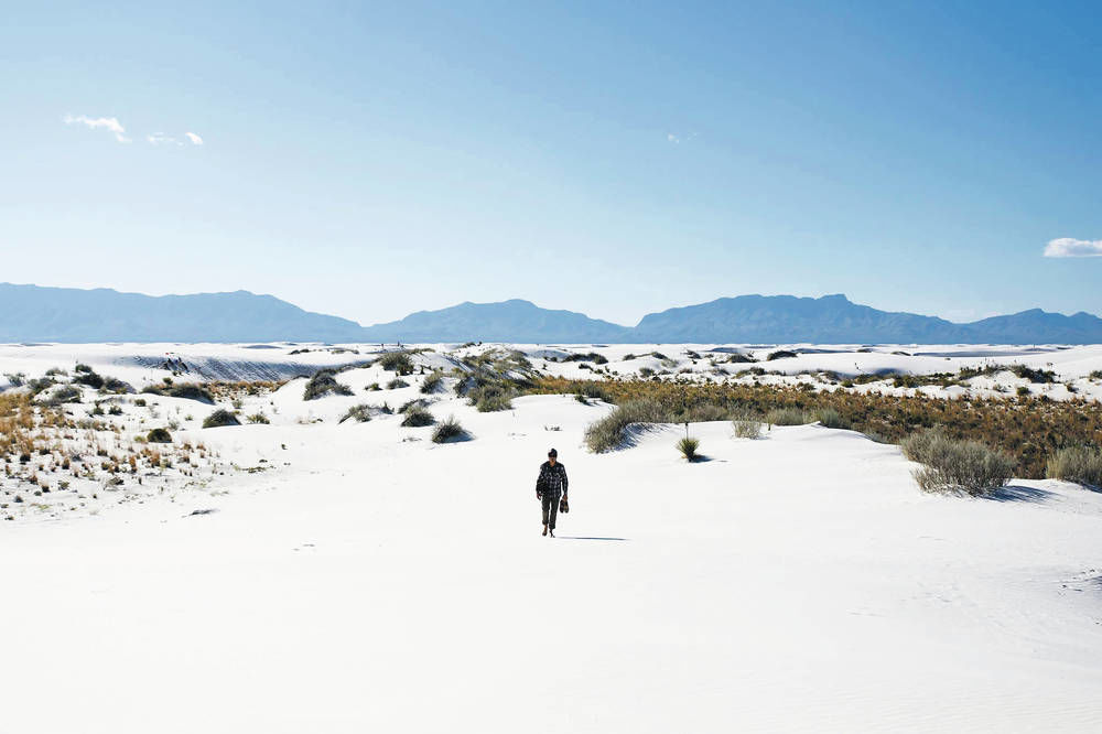 Roaming: Uniquely New Mexican landscapes