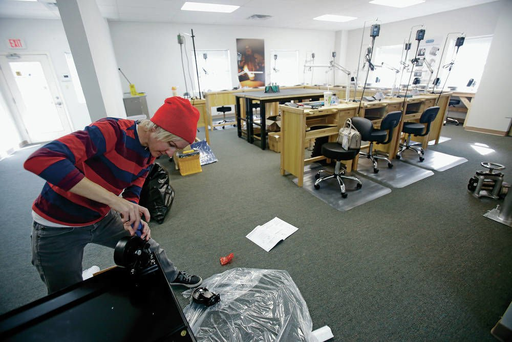 Meltdown Studio hopes to nurture local jewelry artists and draw others to Santa Fe