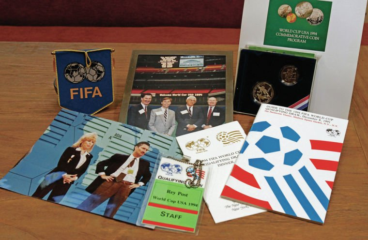Tesuque man helped bring 1994 World Cup — along with renewed interest in soccer — to U.S.
