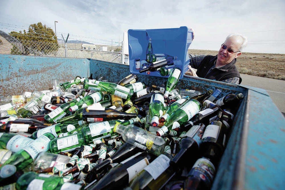 City revamps recycling system
