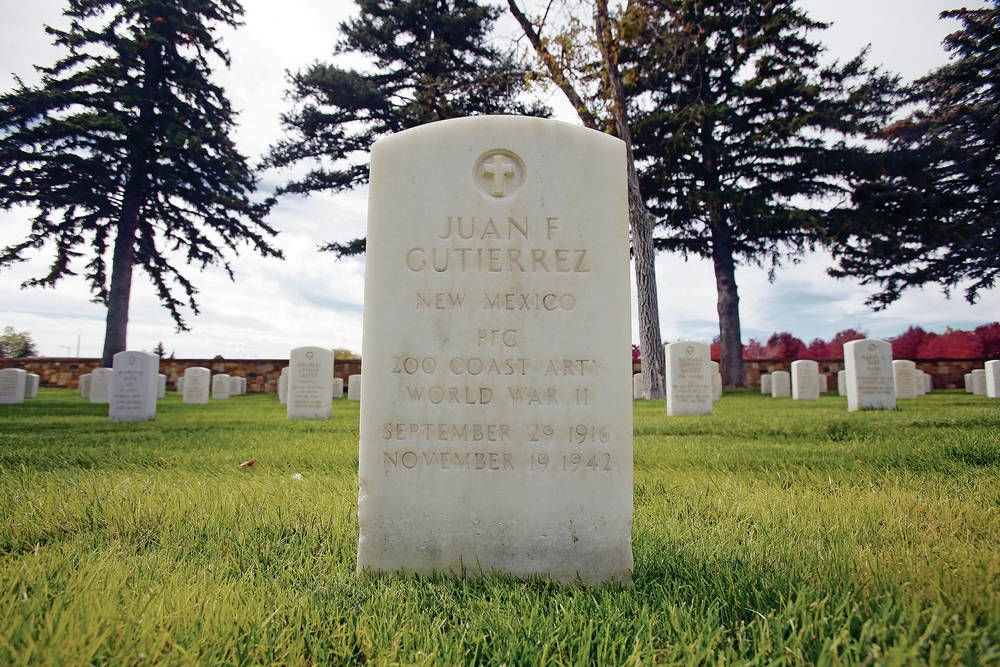 Army questions who's buried at Santa Fe National Cemetery