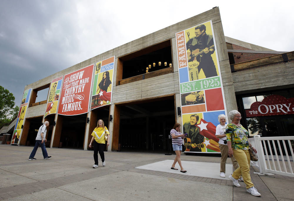 Grand Ole Opry tours get updated with new immersive film