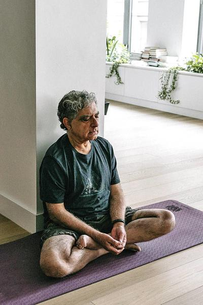 How Deepak Chopra, expert on wellness, spends his Sundays | Health ...