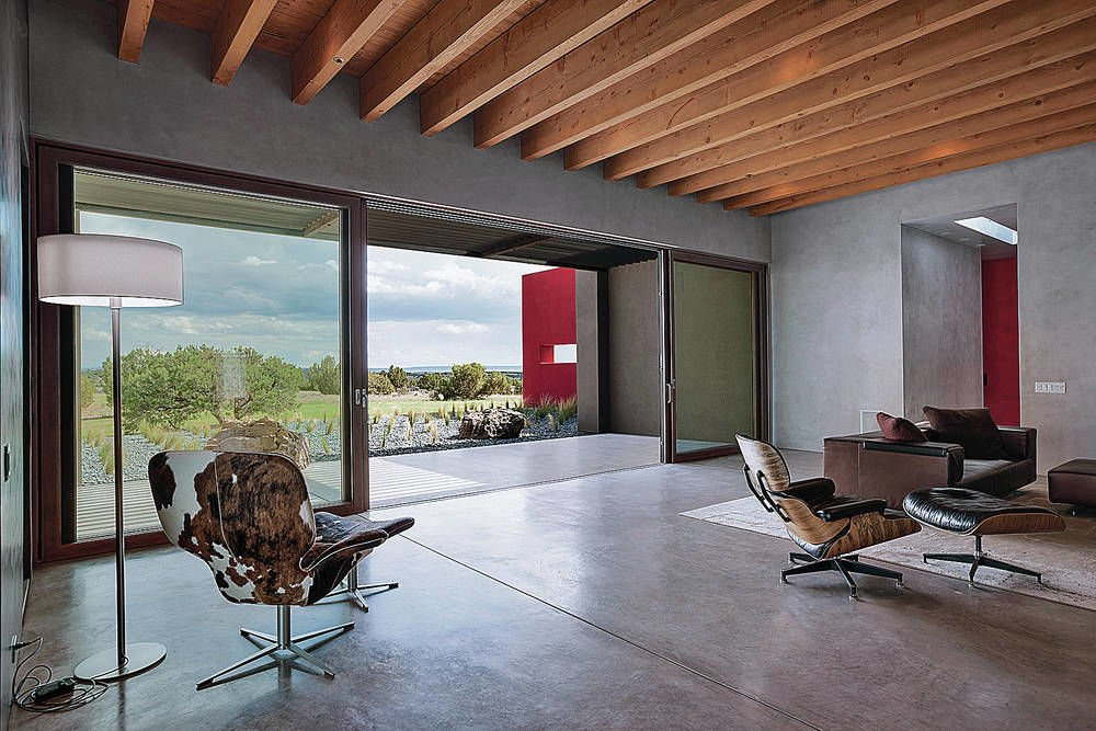 Modern architecture on the rise in Santa Fe