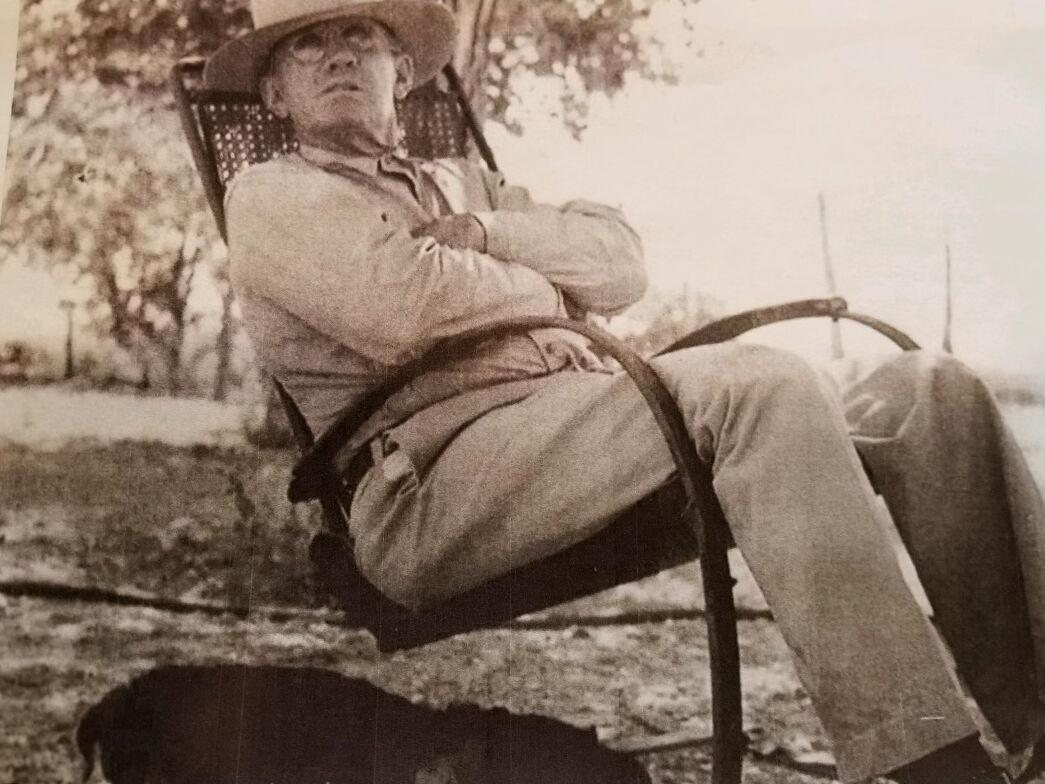 John Prather Courtesy Tularosa Basin Historical Society