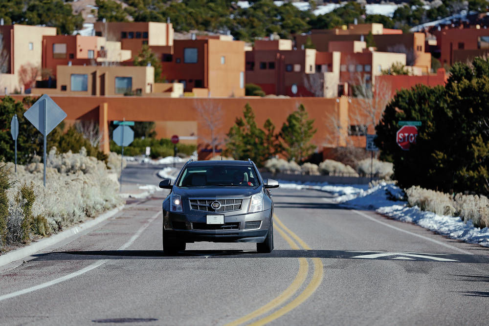 Santa Fe neighbors 'blindsided' by new speed humps