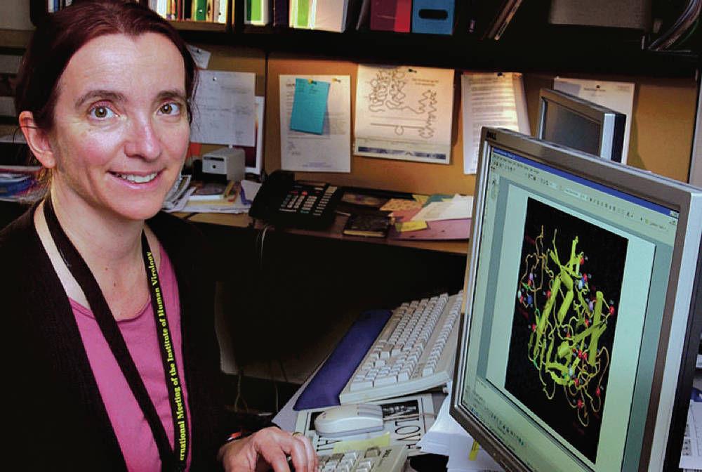 LANL biologist 'cautiously' optimistic about HIV vaccine
