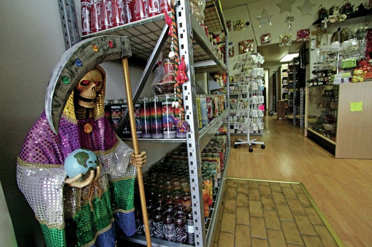Devotees turn to Santa Muerte for miracles, from health to revenge