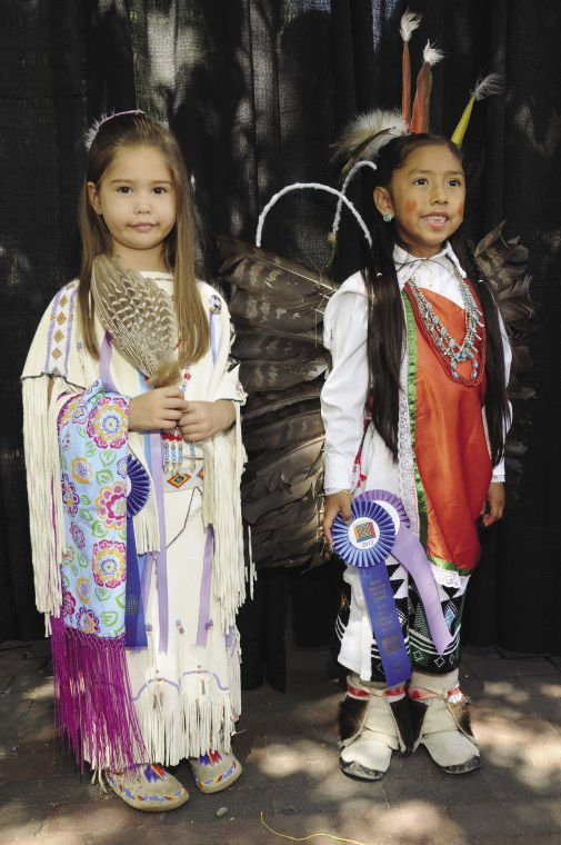 Honoring Traditional And Contemporary Regalia At The
