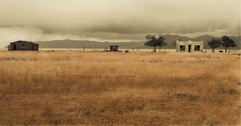 Gas, Galisteo Basin