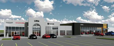 Lithia dealership to move out of Santa Fe Auto Park