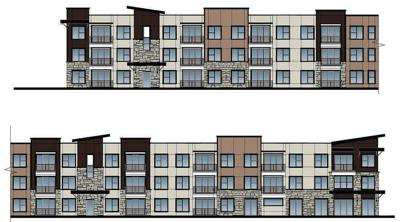 Proposed Airport Road apartment complex would include affordable housing