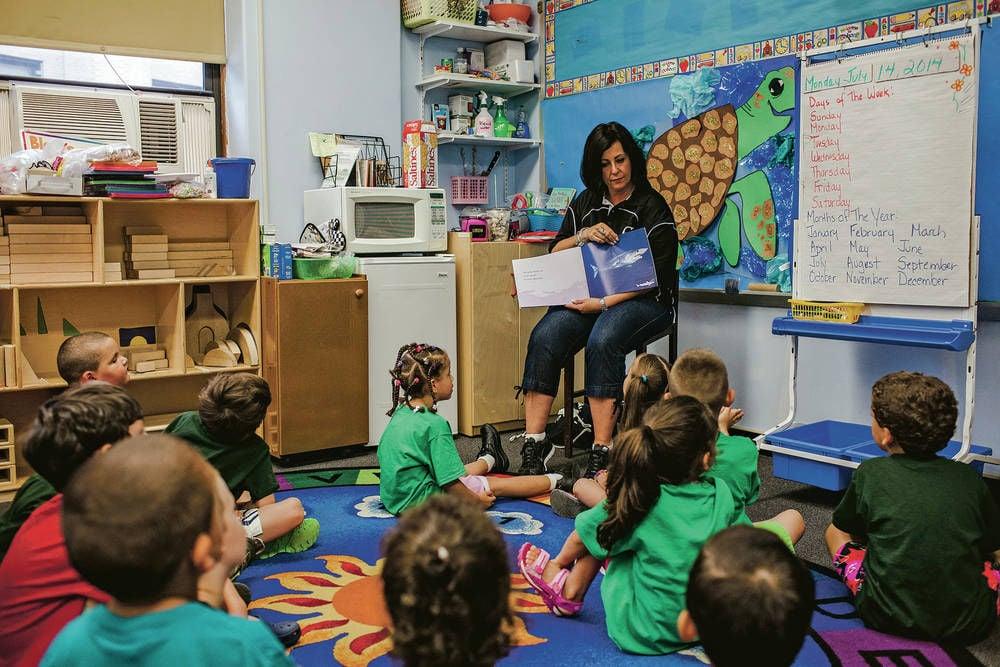 teacher directed preschool pre k qualifications questioned education 170