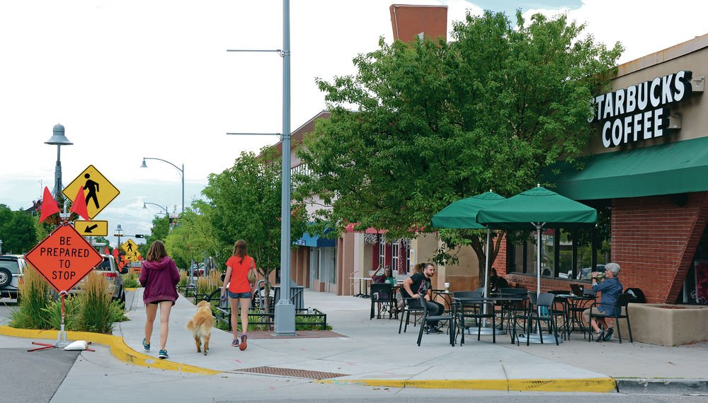 Los Alamos gets boost for downtown revitalization