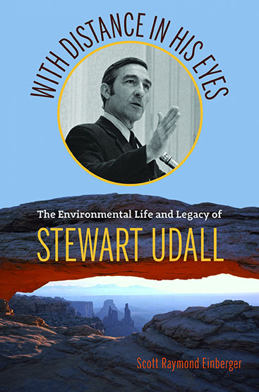20 Stewart Udall With Distance in His Eyes  4