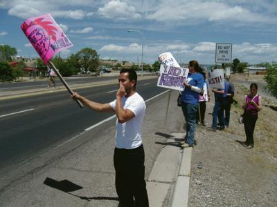 Tuition hike, layoffs at Northern New Mexico College spark protest