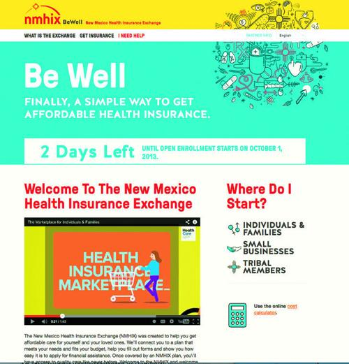 A guide to the New Mexico Health Insurance Exchange   Health
