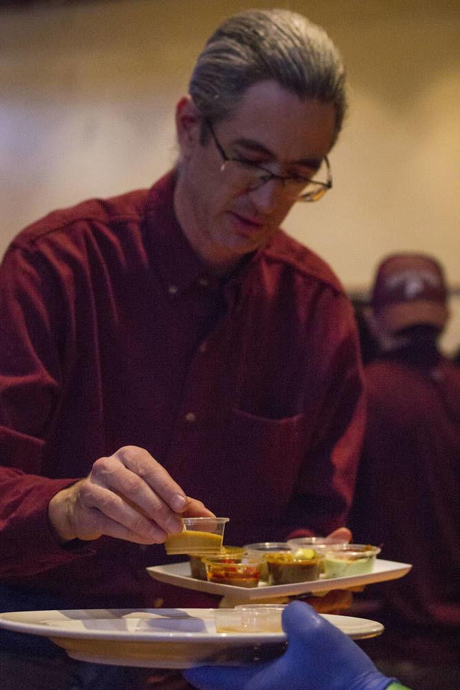 Chef Nath wins Santa Fe Souper Bowl again
