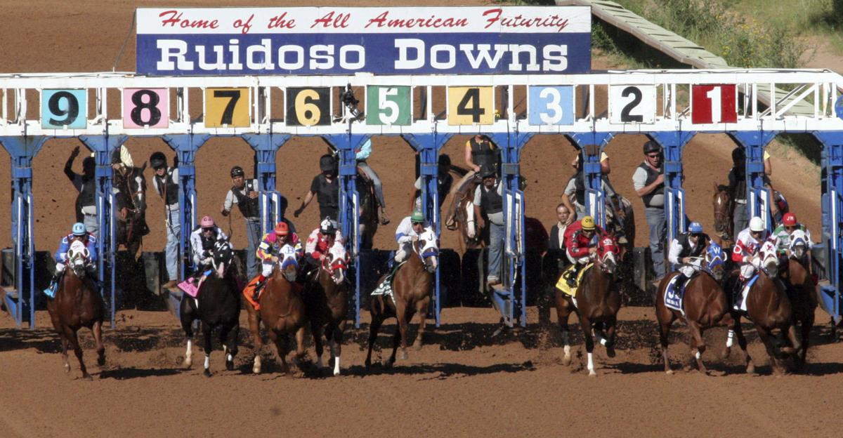 Horse Racing-New Mexico