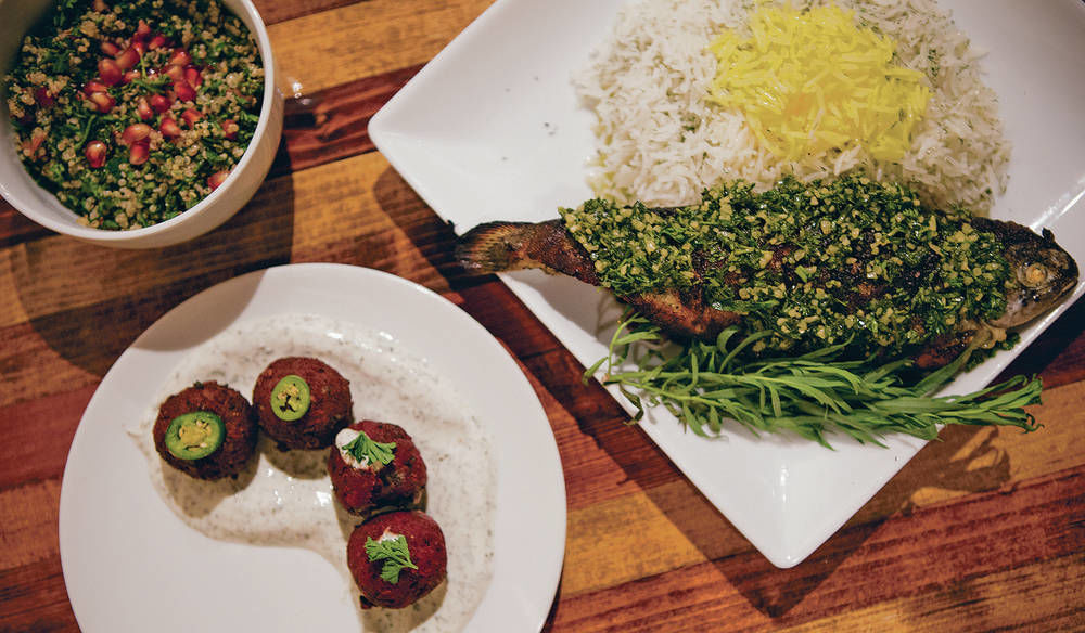 Milad Persian Bistro finds community with move to New Solana Shopping Center