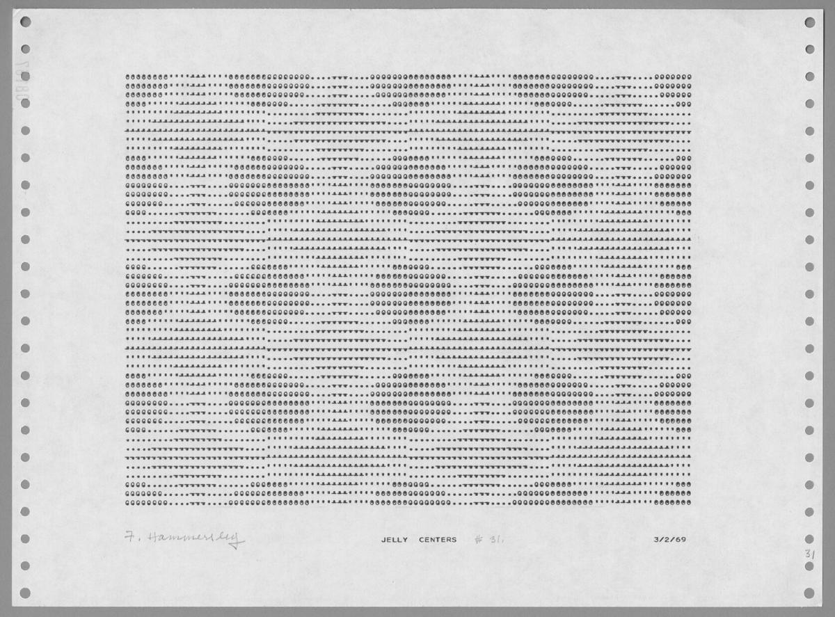 By design: Art1 and the early history of computer art