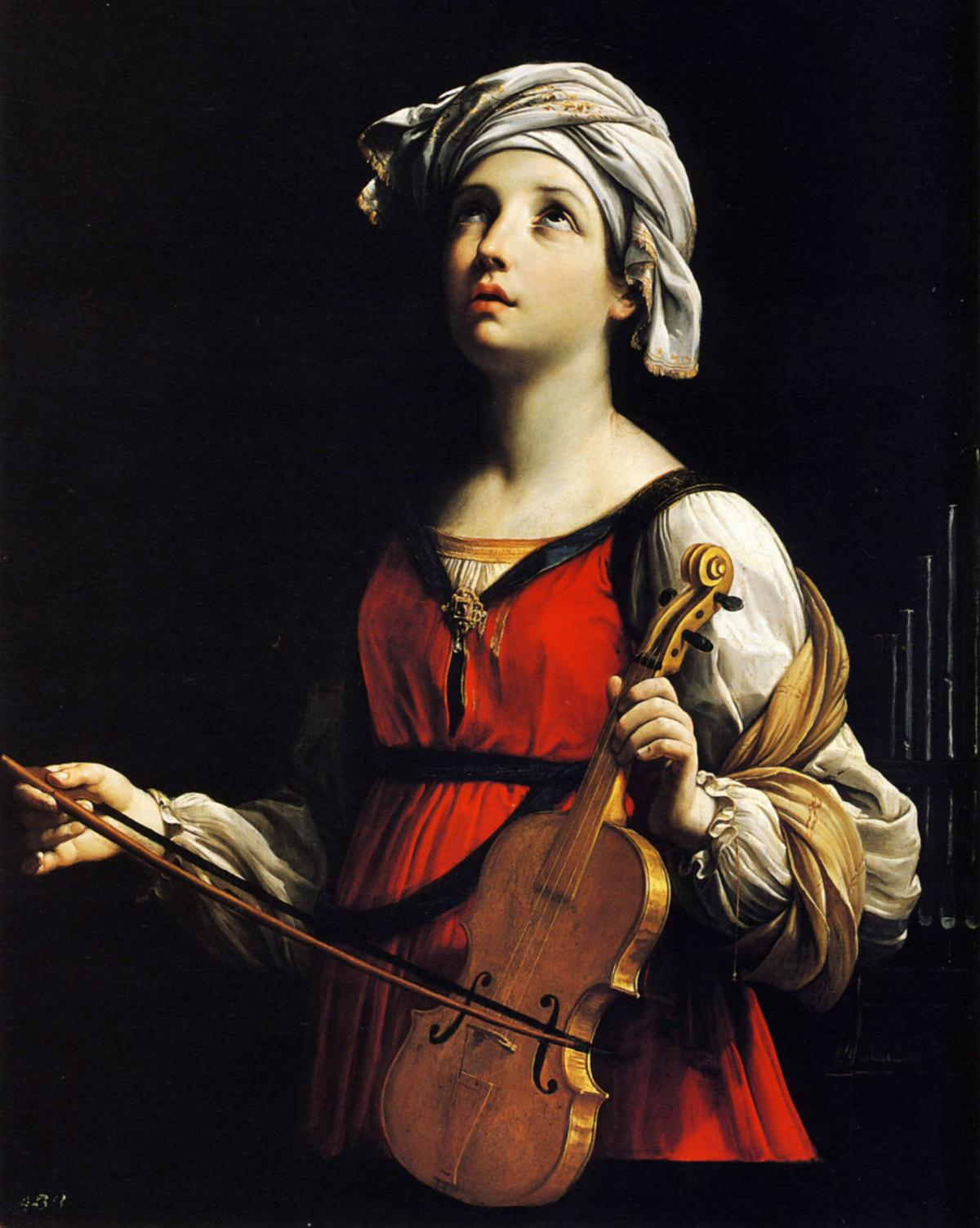 Dido Angel Goddess Of Love Simple music's jubilee: celebrating st. cecilia | music