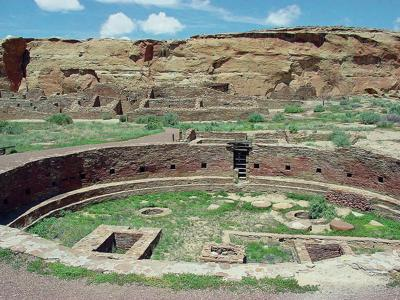 A millennium ago, Chaco Canyon's cultures driven by conservatism