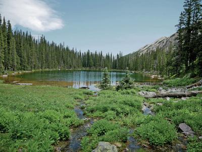 Trampas Lakes Trail: Awe inspiring