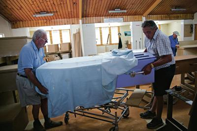 DIY coffin clubs catch on in New Zealand | News | santafenewmexican com