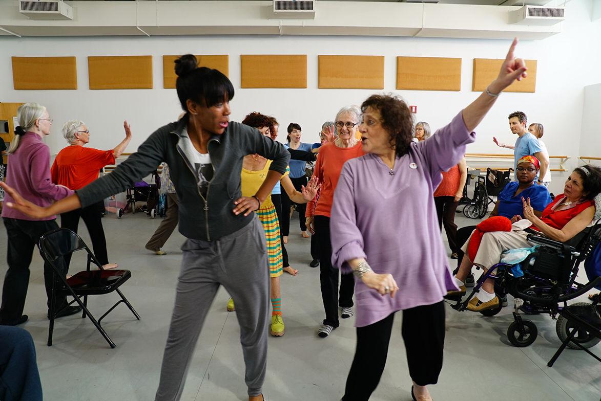 Morris Parkinson's Dance for PD 2