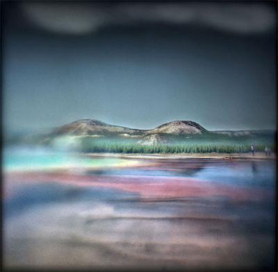 Susan Burnstine at Obscura Gallery