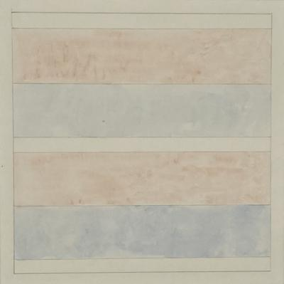 Agnes Martin at 5. Gallery