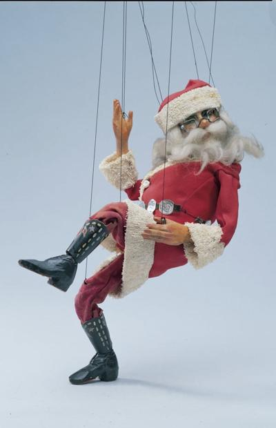Puppets, holiday style: Holiday Open House