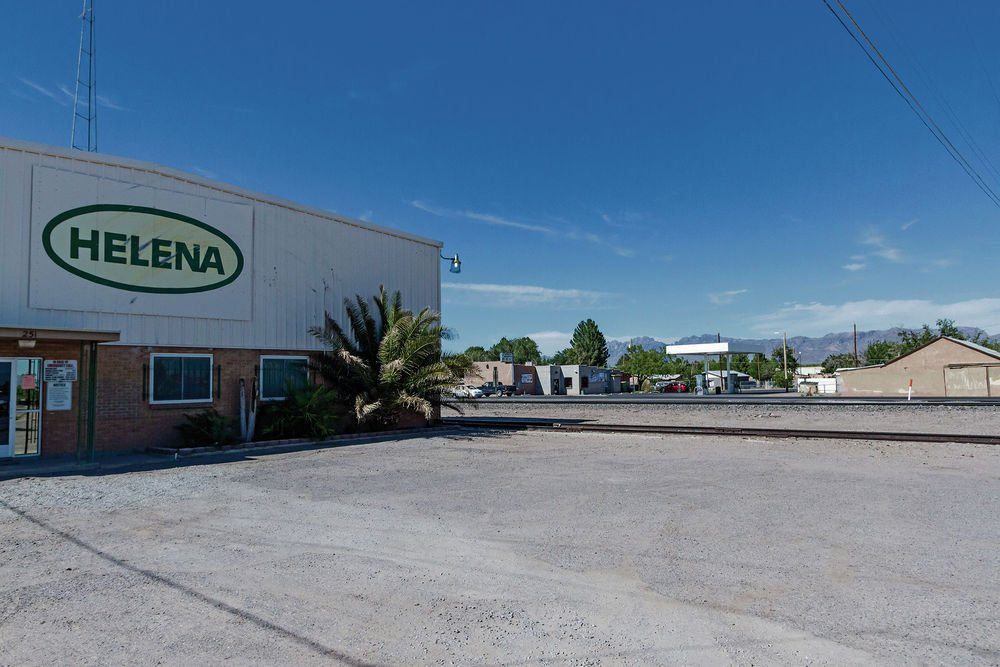 Under Martinez administration, a more favorable environment for Helena Chemical Co.