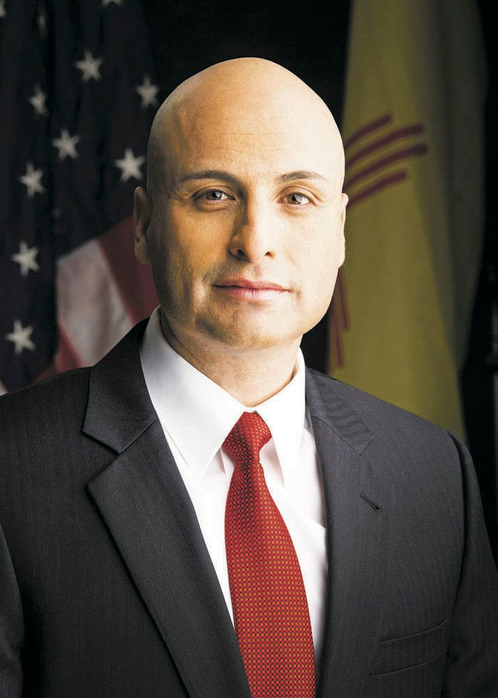 New Mexico AG: Suit against Air Force is 'corruption case'