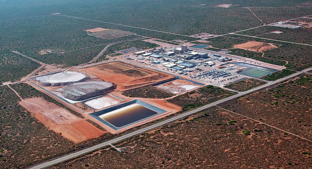 Feds plan to send nuke waste to New Mexico