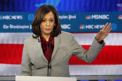 Kamala Harris ends Democratic presidential campaign