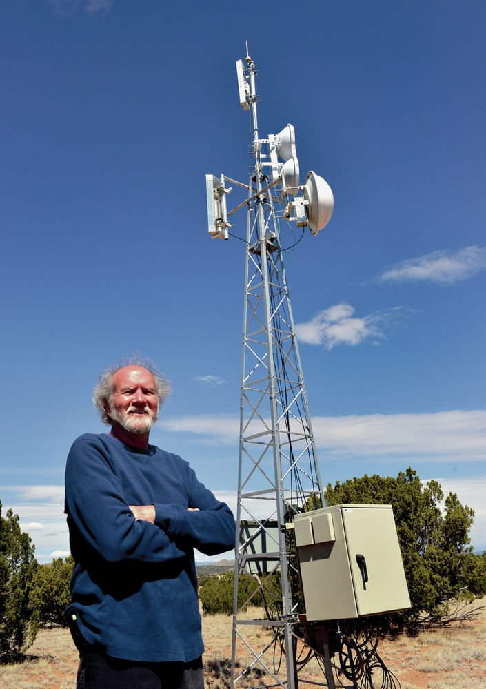 Gaps in high-speed Internet leave rural New Mexicans lacking a 'basic right'