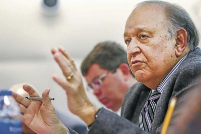 Longtime Santa Fe state Rep. Jim Trujillo won't run for reelection